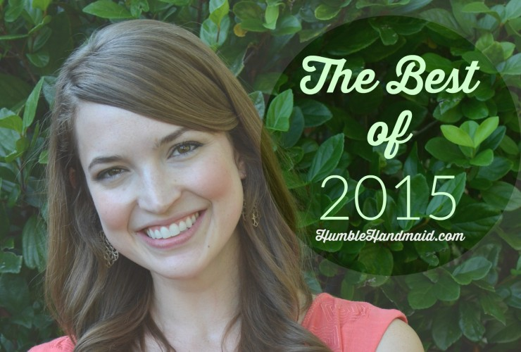 The Top Humble Handmaid Posts of 2015