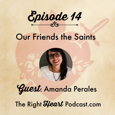 Episode 14: Our Friends the Saints
