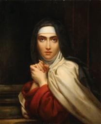 """""""St. Teresa of Avila"""" by Francois Gerard"""