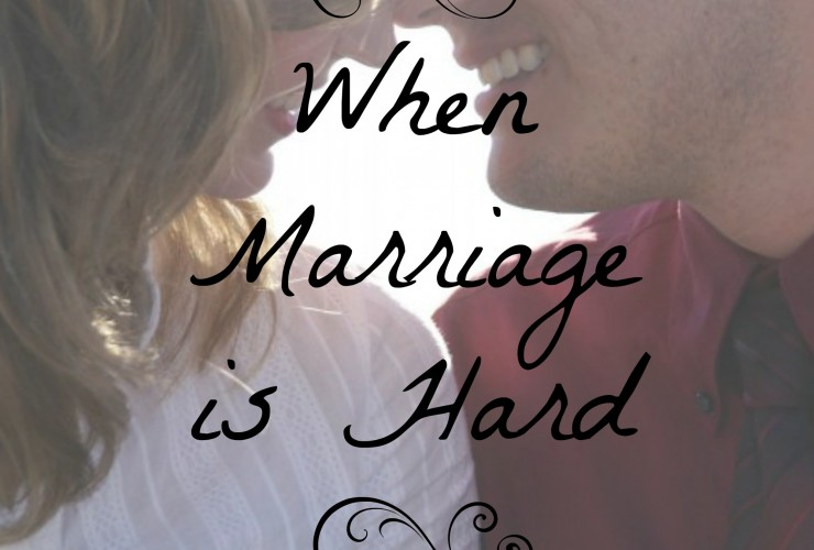 Things that have helped me when marriage is hard