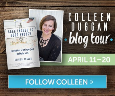 When Your Good Enough is Good Enough for God {a book review}