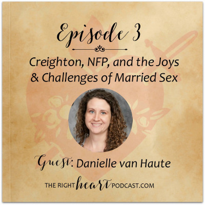 Episode 3: Creighton, NFP, and Catholic married sex, oh my!