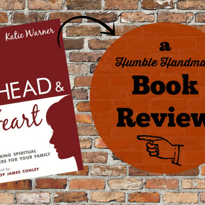 How to Be a Spiritual Leader for Your Family {A Book Review + Giveaway!}